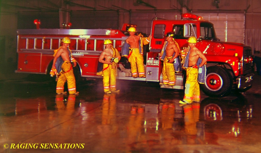 Fire Crew Ready For Action 4