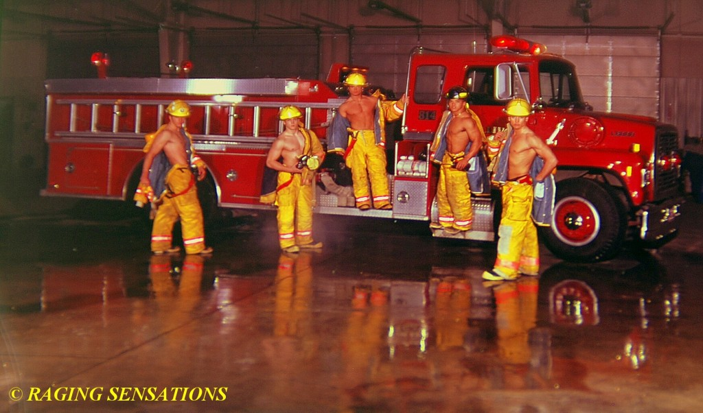 Fire Crew Ready For Action 5