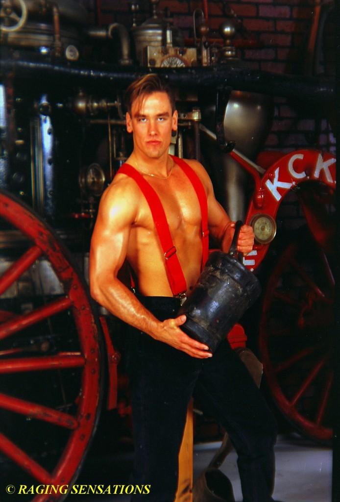 Jason Sparks Steamer FF
