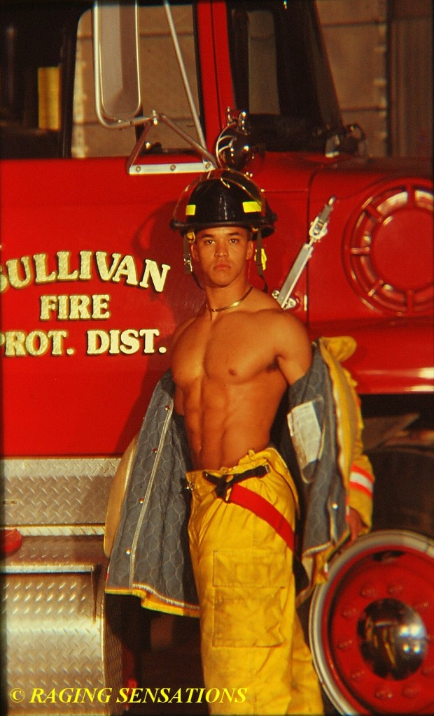 Mike Graves at Sullivan FD