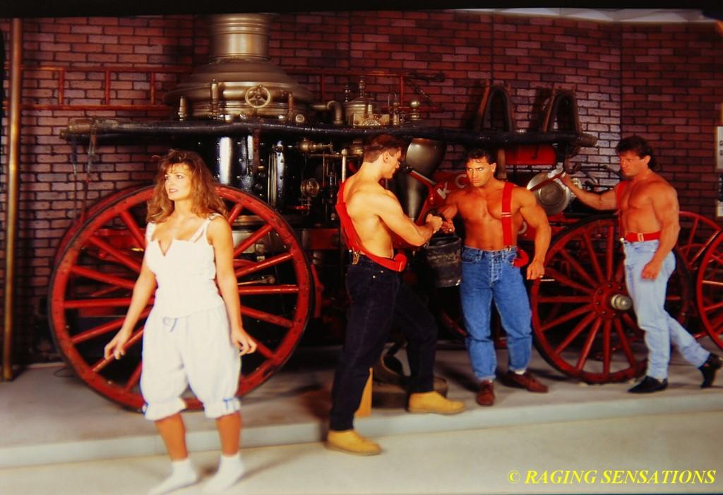 Steamer Crew