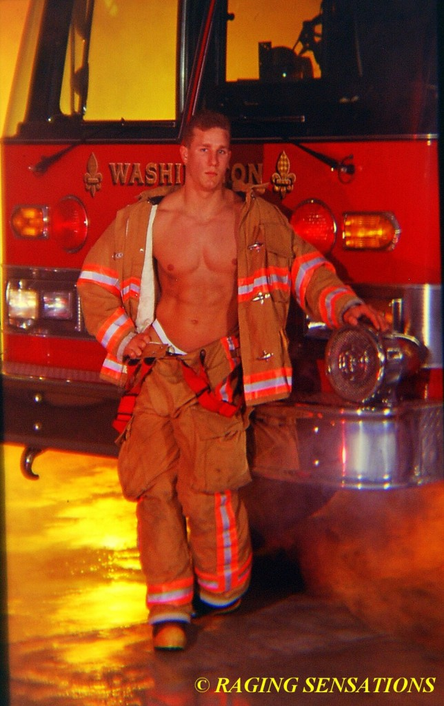 Tony Dames at Wash FD 5