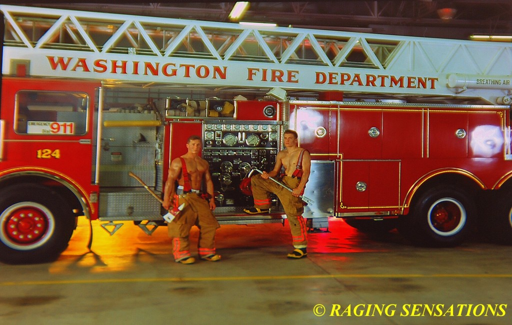 Washington Ladder Truck Hotties 3