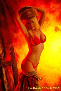 Fire Babe Twister